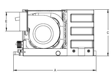uberhaus 6000 btu air conditioner manual