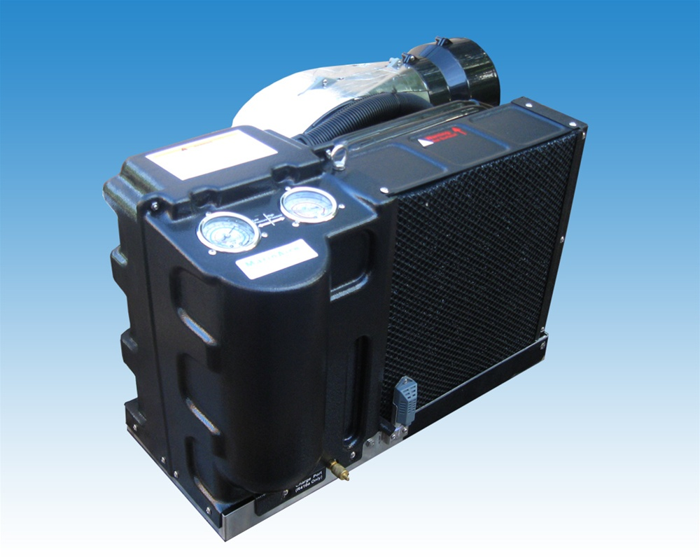 Marine Air Conditioning : Btu v self contained marine air conditioner system