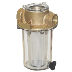 "ARG-1000-P Groco 1"" raw water strainer"