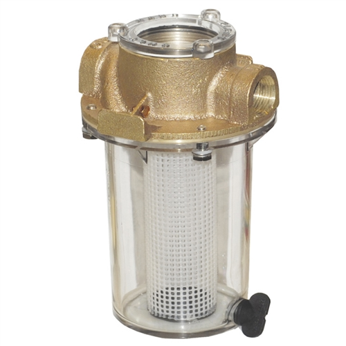 "ARG-500-P Groco 1/2"" raw water strainer"