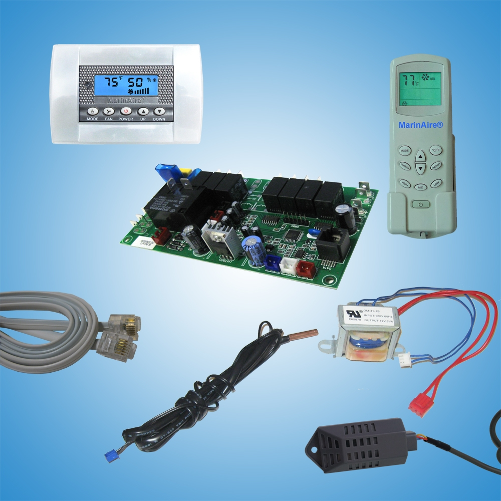 Wiring Diagram Sea Ray Boat Ac Thermostat Libraries Marine Panel Air Conditioner Retrofit Control Kit 110v