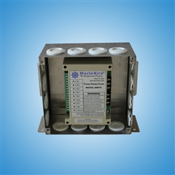 Marine Air conditioner Pump Relay Panel, 1 to 8 AC units, 110 ~230V/50-60Hz