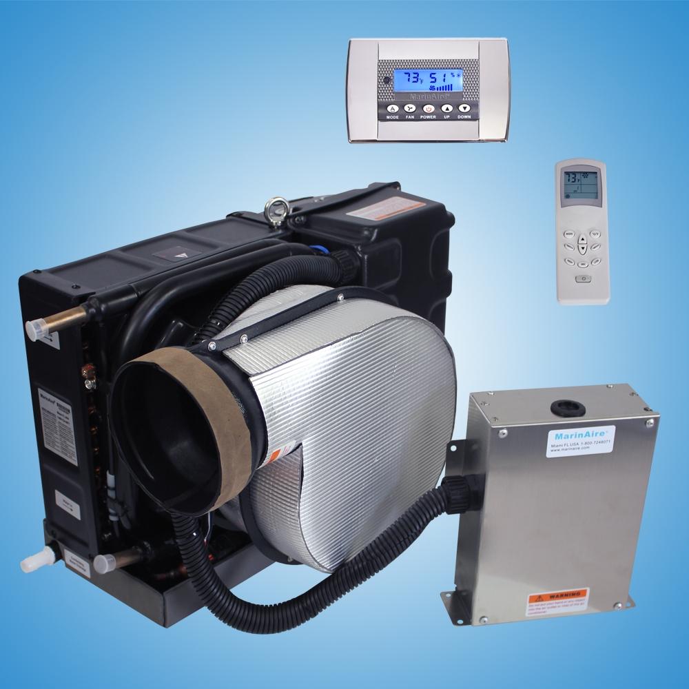 Marine Air Conditioner : Btu v self contained marine air conditioner