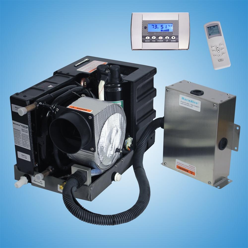 6000 Btu  220v  Self Contained Marine Air Conditioner