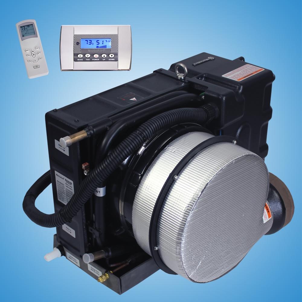 9000 Btu 230v Self Contained Marine Air Conditioner