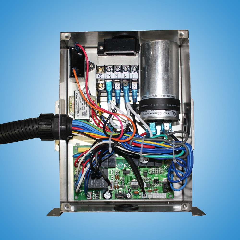 9000 Btu 110v Self Contained Marine Air Conditioner System Best Sailboat Ac Wiring Msba9k2