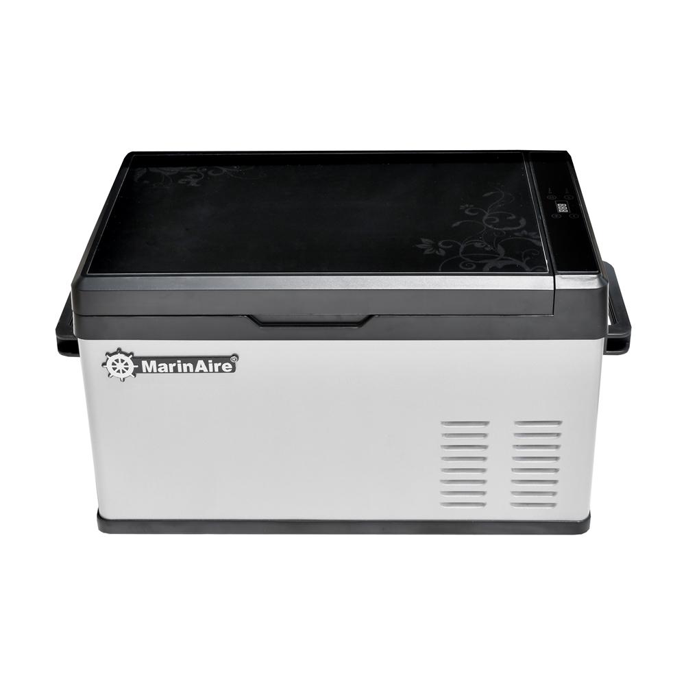 MarinAire 25 QT Refrigerator Freezer 12/24VDC, 115VAC