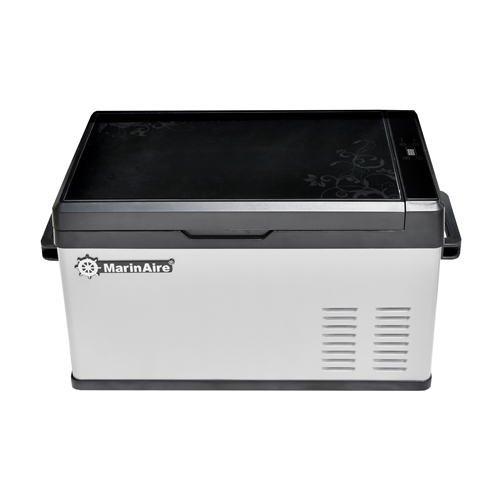 MarinAire 25 QT Portable Refrigerator Freezer 12/24VDC, 115VAC with compressor