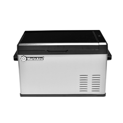 MarinAire 30 QT Portable Refrigerator Freezer 12/24VDC, 115VAC with compressor